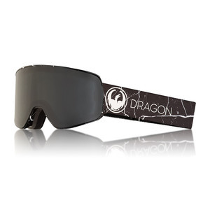 Dragon NFX2 Snowboard Goggle 2018 - Jossi Wells Signature / Dark Smoke + Flash Blue
