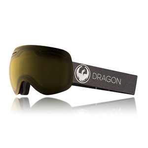 Dragon X1 Snowboard Goggle 2018 - Echo / Transitions Yellow