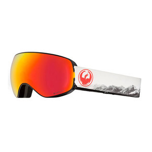 Dragon X2s Snowboard Goggle 2018 - Realm / Red Ion + Rose