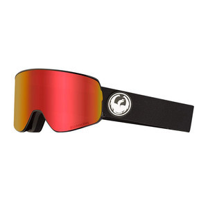 Dragon NFX2 Snowboard Goggle 2019 - Black / Red Ion + LL Rose