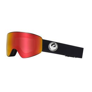 Dragon PXV Snowboard Goggle 2019 - Black / LL Red + LL Rose