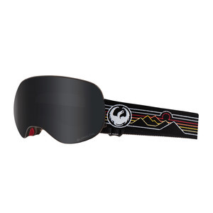 Dragon X2 Snowboard Goggle 2019 - Skyline / Dark Smoke + Pink Ion