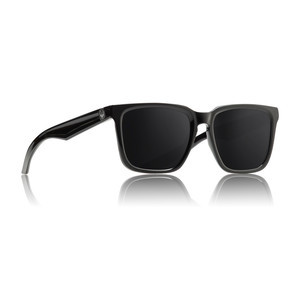 Dragon Baile Mick Fanning Signature Sunglasses - Shiny Black / Smoke