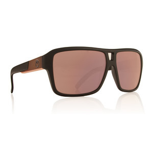Dragon Remix Sunglasses - Matte Black / Rose Gold Ion