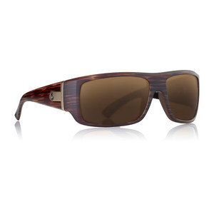 Dragon Vantage Sunglasses - Matte Woodgrain / Bronze P2