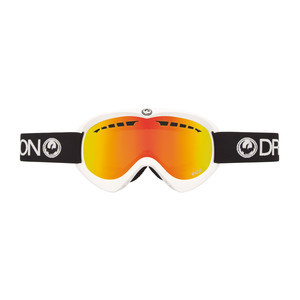 Dragon DX Snowboard Goggles — Inverse / Red Ionised
