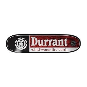 "Element Durrant Section 8.25"" Skateboard Deck"