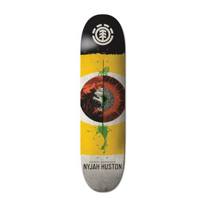 "Element Nyjah Retina 8.25"" Skateboard Deck"