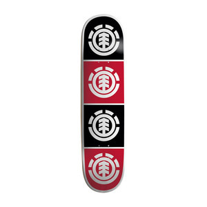 "Element Quadrant 8.0"" Skateboard Deck"