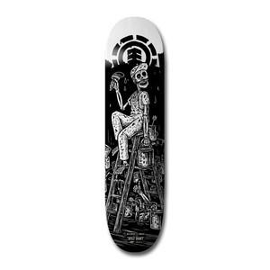 """Element Timber Bygone 8.5"""" Skateboard Deck"""