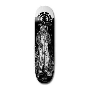"Element Timber Sasquatch 8.38"" Skateboard Deck"