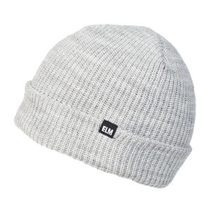 Elm Standard Beanie - Heather Grey