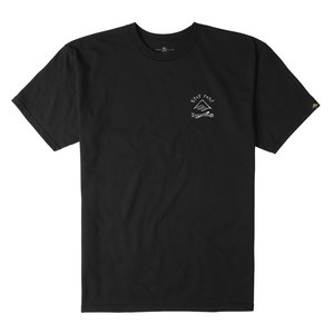 Emerica Hard Luck T-Shirt - Black