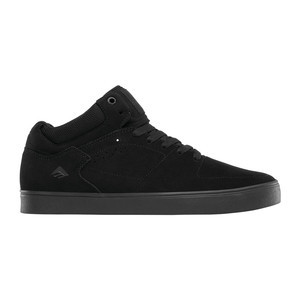 Emerica Hsu G6 Skate Shoe - Black/Dark Grey
