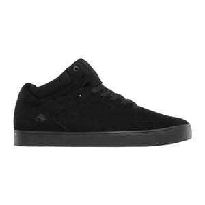Emerica Hsu G6 Skate Shoe - Black/Dark Grey