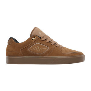Emerica Reynolds G6 Skate Shoe - Brown/Gum