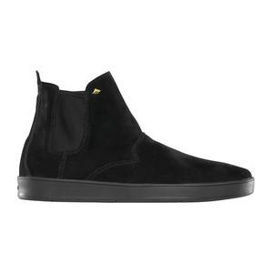 Emerica Romero Hi Skate Shoe - Black/Black