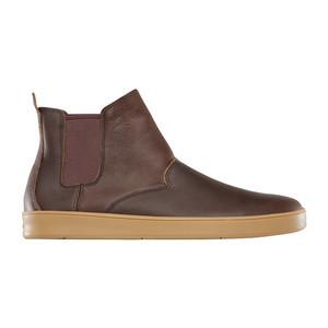 Emerica x Truman Romero Hi Reserve Skate Shoe - Brown/Gum