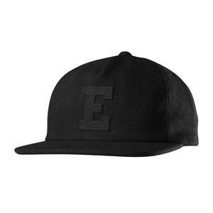 Emerica A.R. Snapback Hat — Black