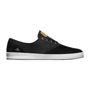 Emerica Romero Laced Skate Shoe — Black/Tan