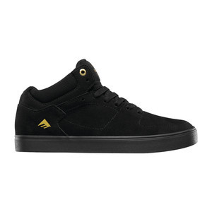 Emerica Hsu G6 Skate Shoe - Black/Black