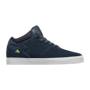 Emerica Hsu G6 Skate Shoe - Navy