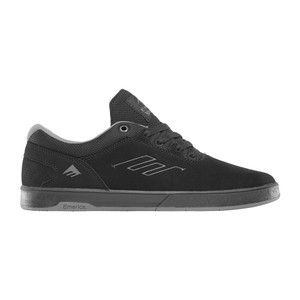 Emerica Westgate CC Skate Shoe - Black/Grey/Grey