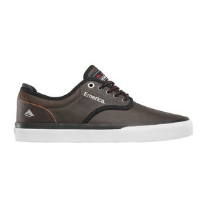 Emerica x Indy Wino G6 Skate Shoe - Brown/Black