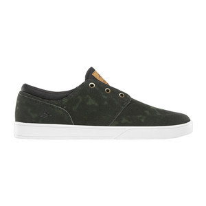 Emerica Figueroa MADE Skate Shoe - Green/Black
