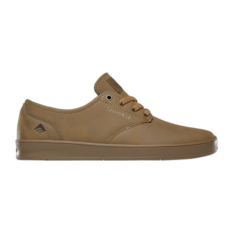 Emerica Romero Laced Skate Shoe - Tan / Tan / Brown
