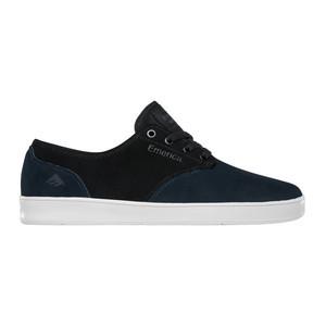 Emerica Romero Laced Skate Shoe - Navy / Black / Silver