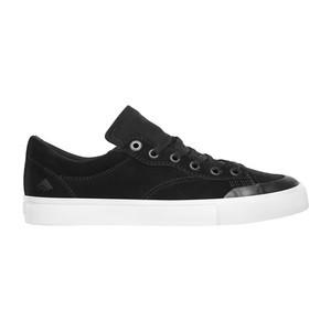 Emerica Indicator Low Skate Shoe - Black/White/Gum