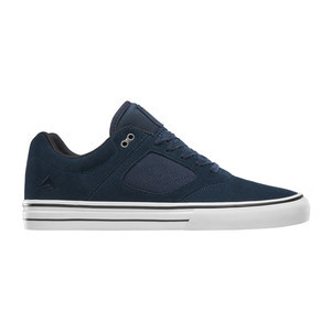 Emerica Reynolds 3 G6 Vulc Skate Shoe - Navy / White