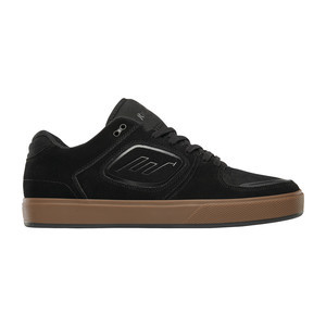 Emerica Reynolds G6 Skate Shoe - Black / Gum