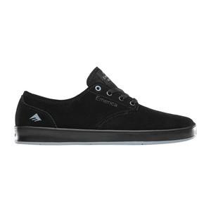Emerica Romero Laced Skate Shoe - Black / Black / Blue