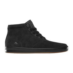 Emerica Romero Laced High Skate Shoe - Dark Grey/Black/Gum
