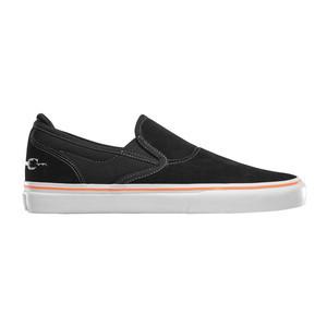 Emerica Wino G6 Slip-On Skate Shoe - Funeral French