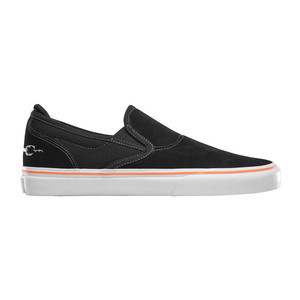 Emerica Wino G6 Slip-On Skate Shoe - Funeral French