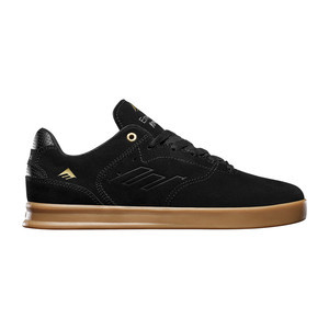 Emerica Reynolds Low Skate Shoe — Black/Gum