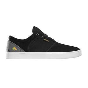 Emerica x Psockadelic Figgy Dose Skate Shoe - Black