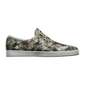 Emerica Figueroa Skate Shoe — Green