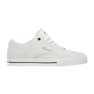 Emerica G-Code Re-Up Skate Shoe - White/White