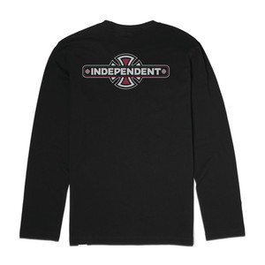 Emerica x Indy Long Sleeve T-Shirt - Black