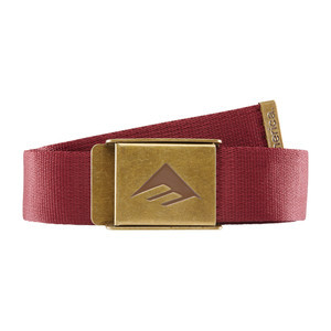 Emerica Kemper Belt - Oxblood
