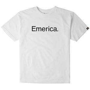 Emerica Pure Emerica 12.1 T-Shirt - White