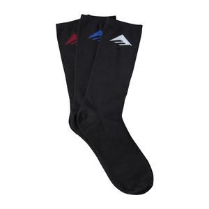 Emerica Pure Socks - 3 Pairs