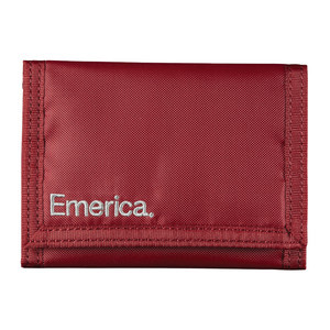 Emerica Pure Wallet - Oxblood