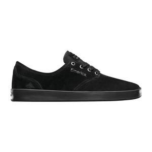 Emerica Romero Laced Skate Shoe — Black/Black/Black