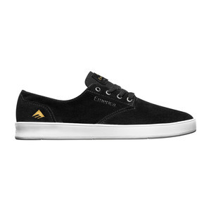 Emerica Romero Laced Skate Shoe — Black/White