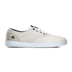Emerica Romero Laced Skate Shoe - White